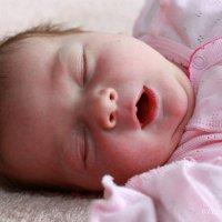 Девочке Веронике уже 100 часов! :: Детский и семейный фотограф Владимир Кот