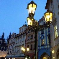 Староместская площадь в Праге. :: Ирина Бирюкова
