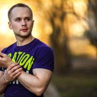 Я на улке :: Сергей Селевич