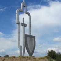 Памятник богатырю Добрыне Никитичу. :: Василий Капитанов