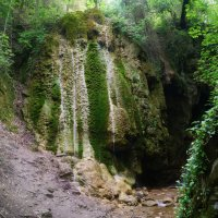 Гебеусские водопады :: Ольга Плаксина