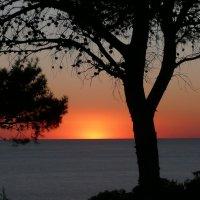 Закат на острове Ибица (Испания) :: Natalia Mixa