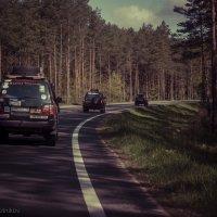 По дороге с облаками :: Дмитрий Сотников