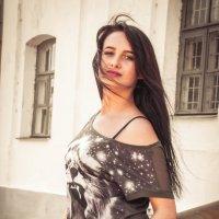 Ветер :: Саша Хмелёвская