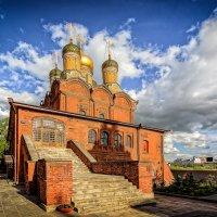 Знаменский монастырь (Москва): собор иконы Божьей Матери «Знамение» :: Игорь Иванов