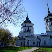 Свято-Троицкий храм. Иркутск. :: Rafael