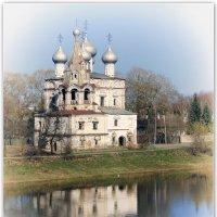 Храм у реки :: Александр Назаров