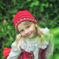 Красная шапочка :: Дина Seredina