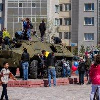 Празднование Дня Победы :: Марат Рысбеков