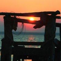 Ловец солнца :: Рустам Илалов