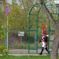 По пути в Омскую крепость :: Дмитрий Иванцов