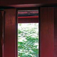 Таиланд. Бангкок. Из окна старинного дома :: Владимир Шибинский