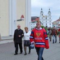 На тему Чемпионат мира по хоккею 2014. Минск. :: Nonna