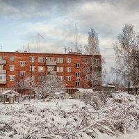 Snow pozharka :: Александр Ребров