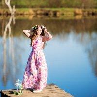 Девушка-весна :: Юлия Скороходова