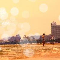 Beach by Pattaya :: Sergey Lexin