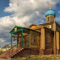 Церковь Георгия Победоносца :: Александр Кислицын