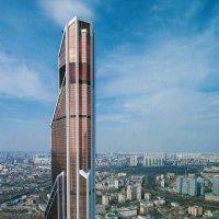 "Башня ""Меркурий"" :: Надежда Лаптева"