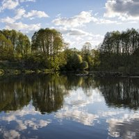 Пейзаж :: Михаил Онипенко