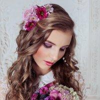 свадебный образ2 :: Ольга Нурутдинова