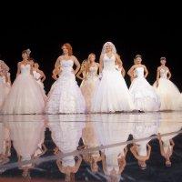 Парад Невест Сочи 2013 :: ValentinaS Skvorcova