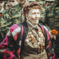 прекрасная бабушка! :: Mariya Zybkova