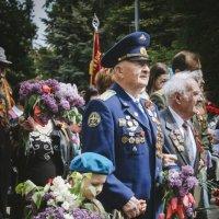 спасибо деду за победу! :: Mariya Zybkova