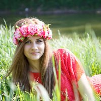 Очаровательная Танюша :: Таня Мокряк