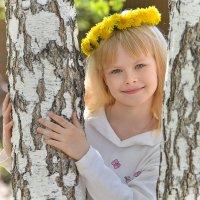 Сколько одуванчиков В жёлтых сарафанчиках! По полянке кружат, С солнцем очень дружат. :: Maxxx©