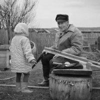 Разговоры за жизнь :: Татьяна Наймушина
