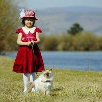 Леди на прогулке. :: Светлана Мурзина