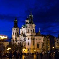 Ночная Прага :: vit-74