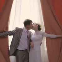 Свадебная театральная фотография. :: Дмитрий Томин