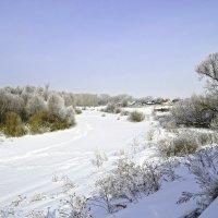 р.Урал. :: Поток