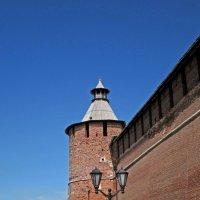 Нижегородский кремль. Тайницкая башня. :: Павел Зюзин
