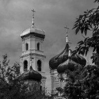 Купола на Ильинке :: Георгий Пичугин