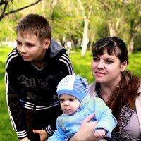Однажды в парке :: Sergey Koltsov