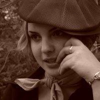 Девушка в кепке. :: Руслан Грицунь