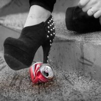 Всегда кока-кола? :: Anna Lipatova