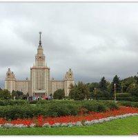 Главное здание МГУ :: Александр Назаров