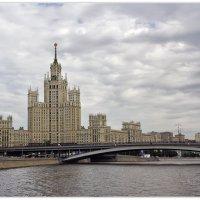 Высотка на Котельнической :: Александр Назаров
