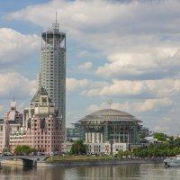 Москва. Дом Музыки :: Дмитрий Сушкин