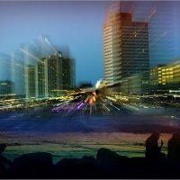 Набережная Тель Авив :: Борис Херсонский
