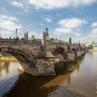 Карлов мост Чехия :: Оксана Погребная