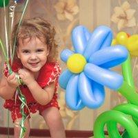 Радужный День рождения Арианы...! ) :: Яна Ковшова