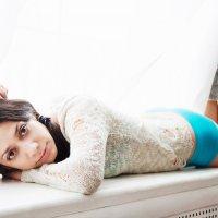 Девушка-мечта :: Инна Дудченко