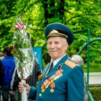 Ветеран :: Катя Бакшенева
