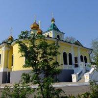 Иркутск. Николо-Иннокентьевский храм. :: Rafael