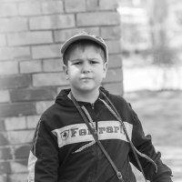уверенной походкой на фотоохоту :: Василий Либко