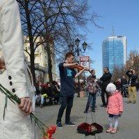играй, музыкант! :: Дмитрий Новоселов